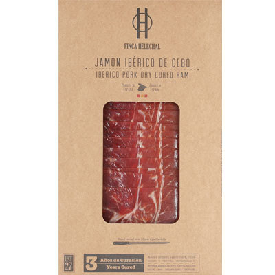 Sliced Iberico Jamon (2 oz)