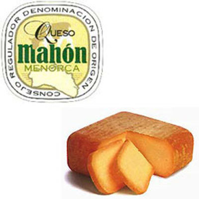 Mahon / Cow's Milk Cheese (Menorca) (Spain) 4 oz/ 0.35 lb