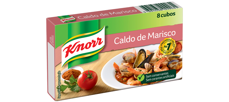 Knorr Seafood Stew (Sauce) (8 Portions)