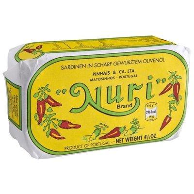 Nuri Portuguese Spicy Sardines