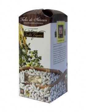 La Tierrina Asturian Faba Beans D.O. (2 LBS) (Special)