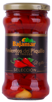 Piquillo Peppers (280gr)
