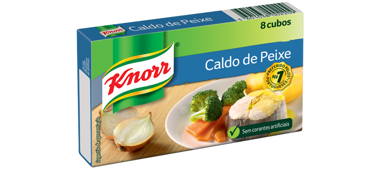 Knorr Fish Stew (Sauce) (8 Portions) (D)