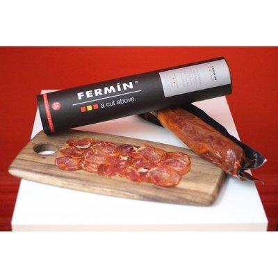 Chorizo Iberico de Bellota 4,4 oz/125g - Fermin - Imported