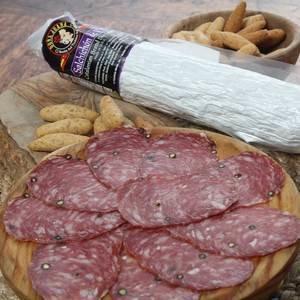 0.5 LB - Salchichon de Vic (Mini) (Catalonian Style Dry Salami)