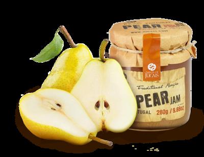 Pear Jam / Doce 280gr (Quinta Jugais)