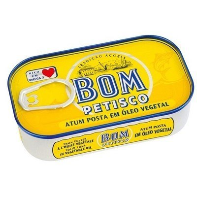 Bom Petisco Tuna (120 gr)