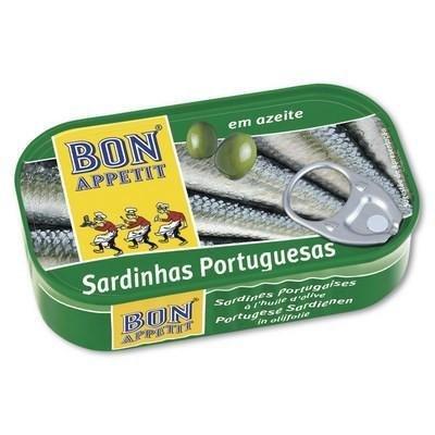 Bon Appetit Sardines (120 gr)