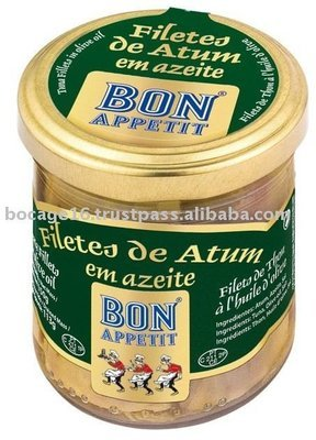 Bon Appetit Tuna Fillet in Olive Oil (250 gr) (On Sale)