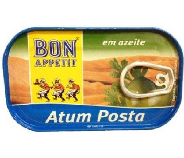 Bon Appetit Tuna (120 gr)