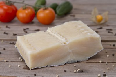 Dry Salted Cod (Bacalhau) with Skin/Bone (Thick Loins) + Free Shipping on Entire Site