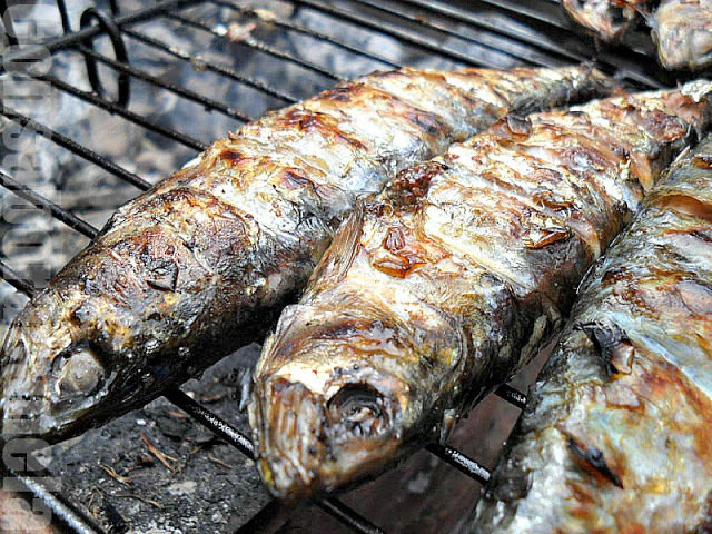 Portuguese Sardines (11.55 lbs) (Ship Separately - Ship Next Day)