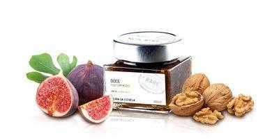 Fig Jam w/t Walnuts / Doce 280gr (Quinta Jugais)