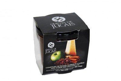 Apple Cinnamon Mint Jam / Doce 280gr (Quinta Jugais)