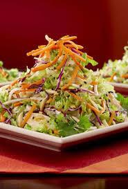 Salad with Ginger Vinaigrette (Feeds 10) 00006
