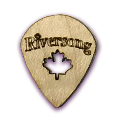 Riversong Jazz Wooden Pick Pack (4)