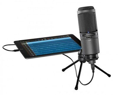 Audio-Technica AT2020 USBi Microphone