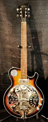 Jay Turser Resonator Sunburst JT-RES