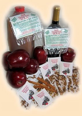Olde Tradition Spice Sample Bags (1,000 bags per Case) $0.1/bag