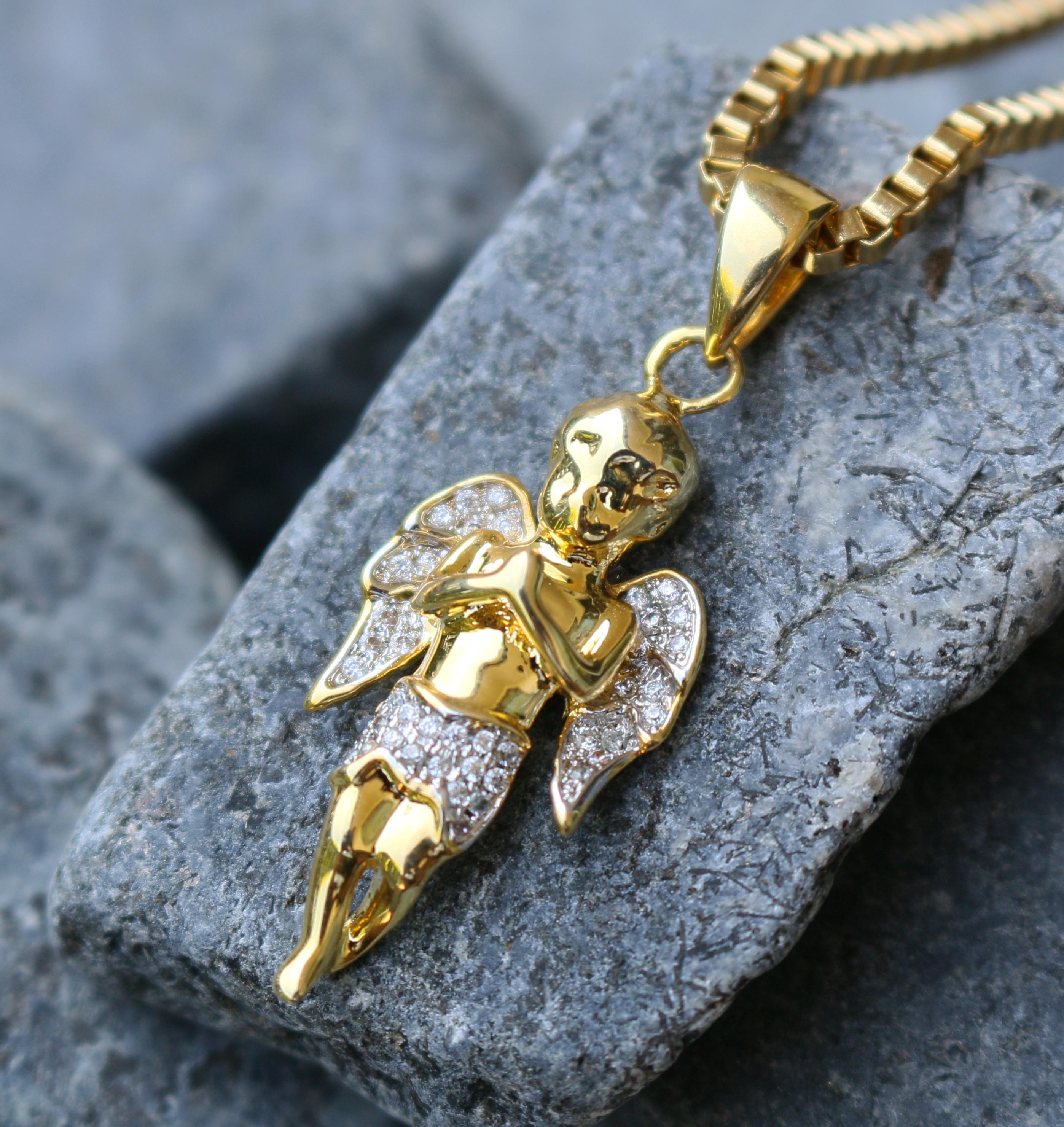 Jesus gold chain necklace images jesus gold chain necklace images necklaces men 39 s hip hop jewelry pendants chains more tsv mozeypictures Choice Image