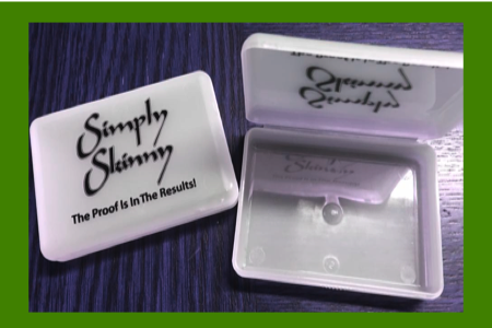 Simply Skinny® pill case