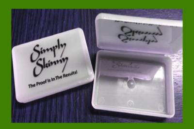 Simply Skinny® pill case