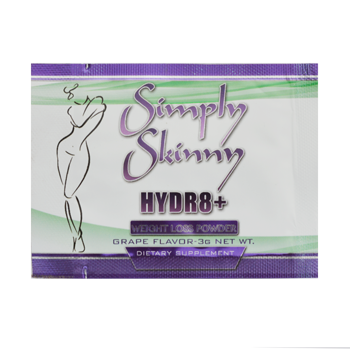 Simply Skinny Hydr8+ Single Packs - 5 Day