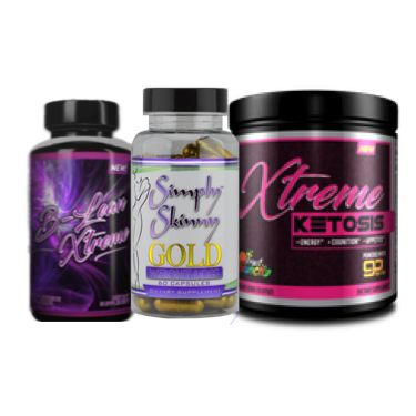 Keto Advantage Pack