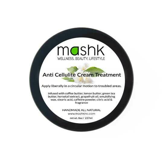 Anti-Cellulite Cream Treatment