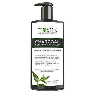 Charcoal Detox Face Wash