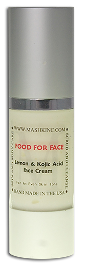 Lemon & Kojic Acid Face Cream