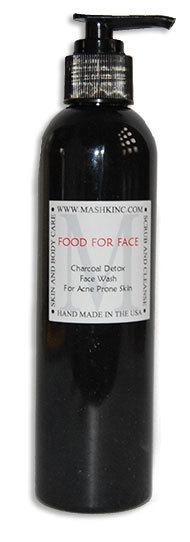 Charcoal Detox Face Wash 8oz.