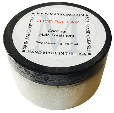 Coconut Hair Treatment 4.5 oz