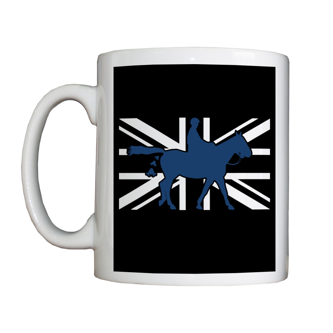 Personalised 'Mounted Division' Drinking Vessel MountedDivisionVessel