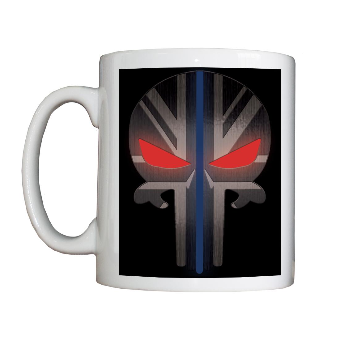 "Personalised ""Stealth Punisher Bull"" Drinking Vessel StealthPunisherVessel"