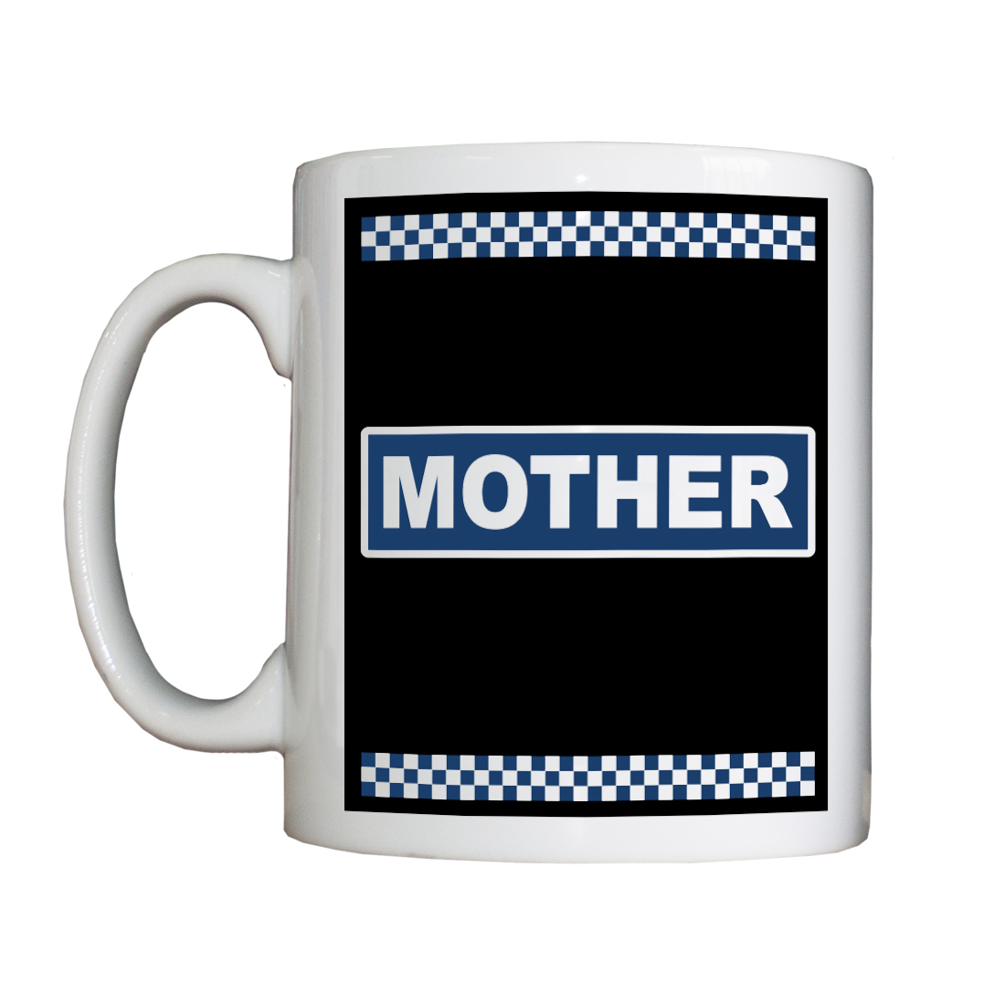 """Personalised """"MOTHER"""" Drinking Vessel MotherVessel"""