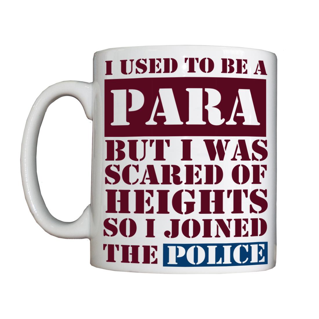 "Personalised ""Ex-Para"" Drinking Vessel Ex-ParaVessel"