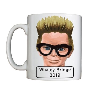 Personalised 'Whaley Bridge 2019' Drinking Vessel