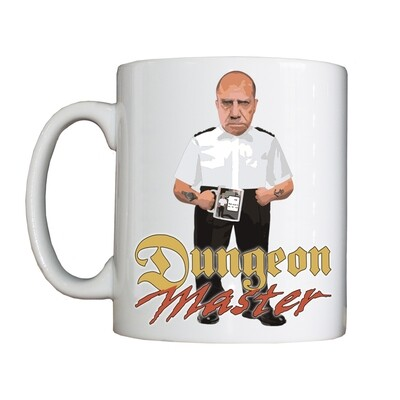 Personalised 'Dungeon Master' Drinking Vessel