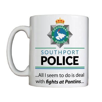 Personalised 'Southport' Drinking Vessel