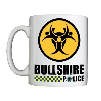 Personalised 'Project #BullHan' Drinking Vessel