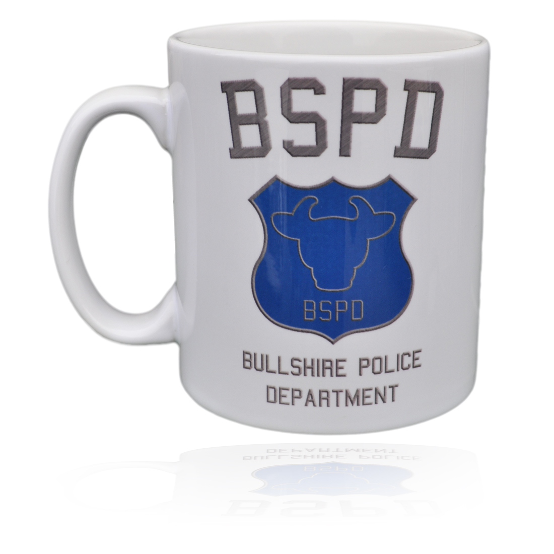 Personalised Original BSPD Drinking Vessel (Mug) BSOrigMug