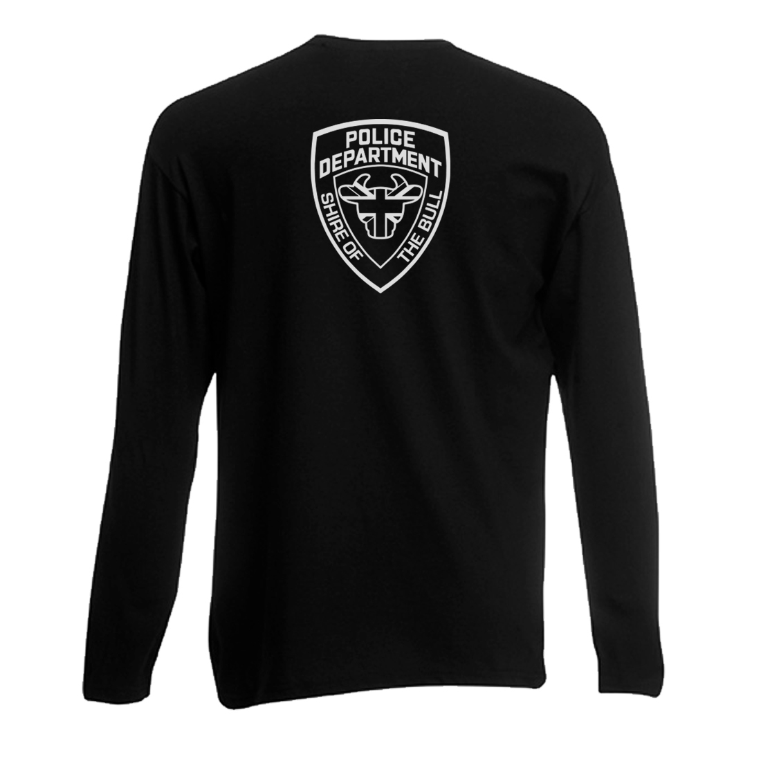 Project Shield: Long Sleeve Crew Neck ShieldCREWNeck