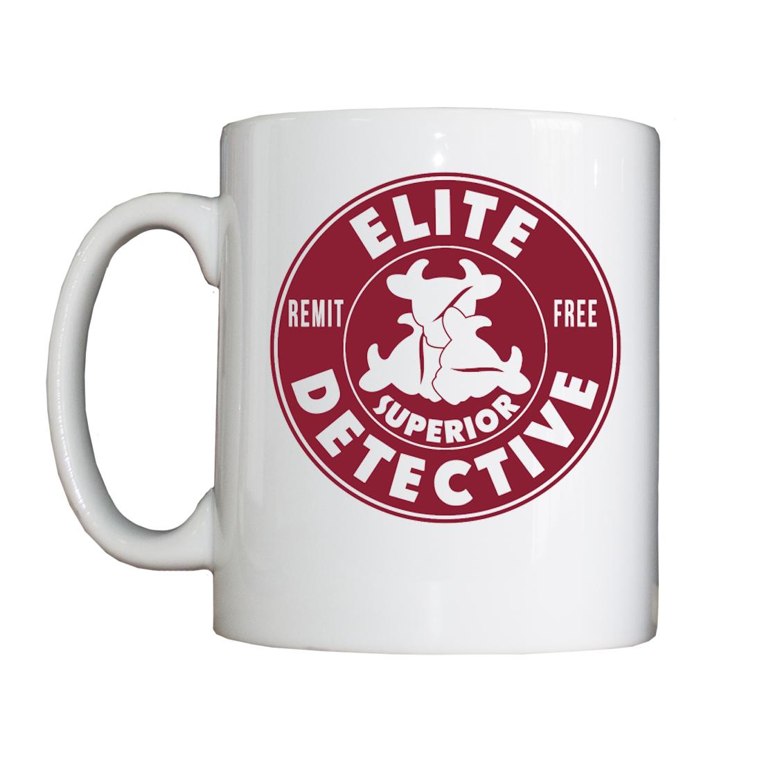Personalised 'Elite Detective' Vessel NewEliteDetectiveVessel