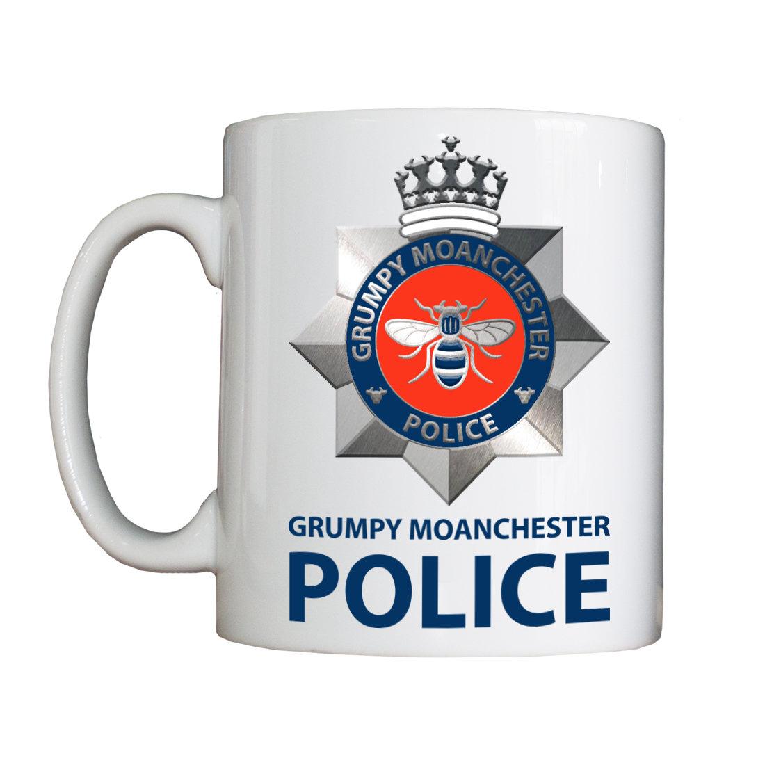 Personalised 'Grumpy Moanchester' Drinking Vessel GrumpyMoanchesterIIVESSEL