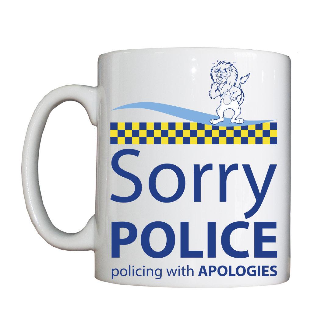 Personalised 'Sorry' Mug NewSorryMug