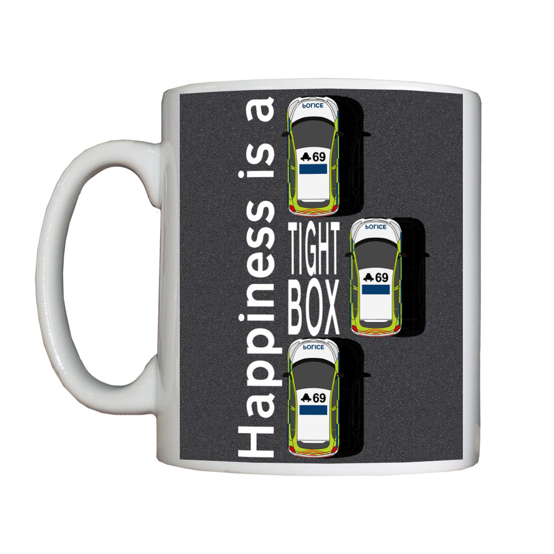 Personalised 'TPAC' Mug TPACMug