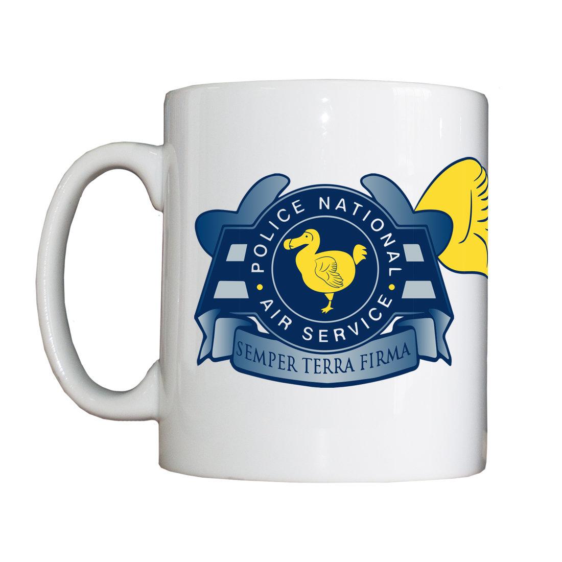 Personalised 'PNAS Bullshire' Mug PNASBullshireMug