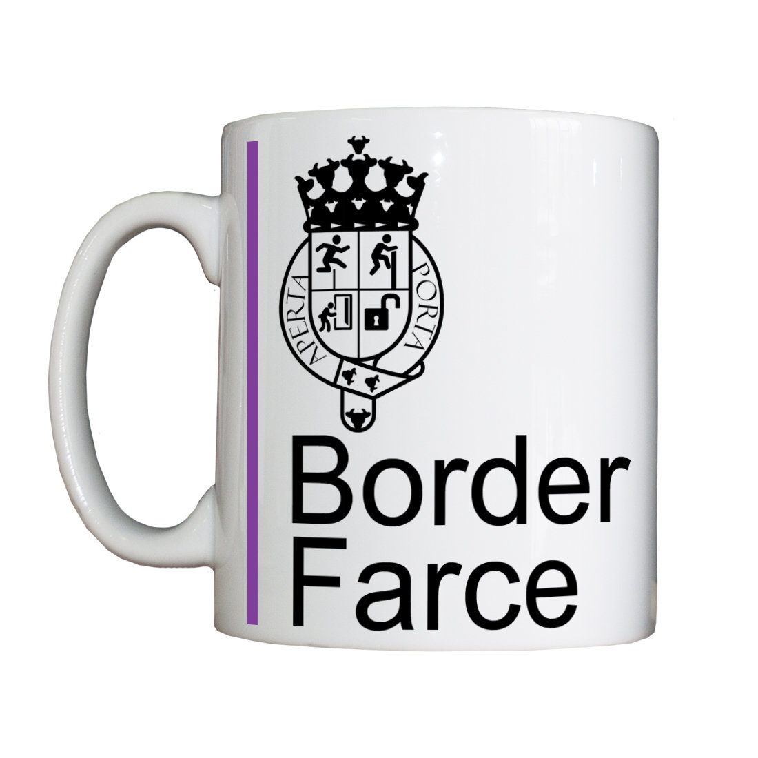 "Personalised ""Border Farce"" Drinking Vessel BorderFarceVessel"