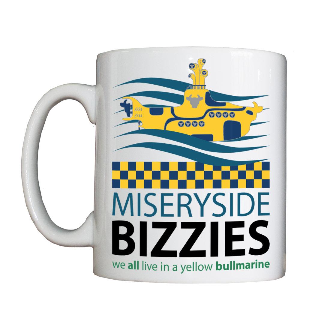 Personalised 'Yellow Bullmarine' Enabling Drinking Vessel YellowBullMarineVessel